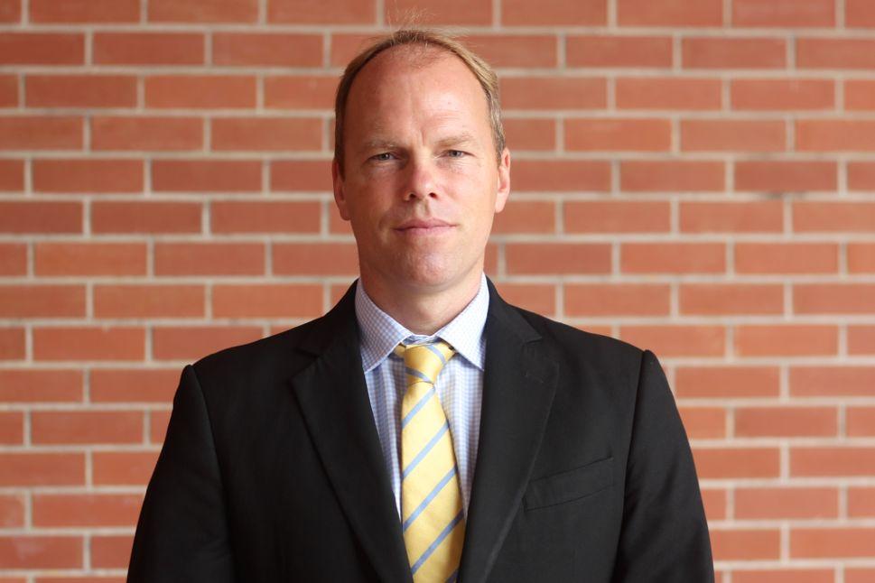 Deputy Head Preparatory School (Pastoral): Andy Gough