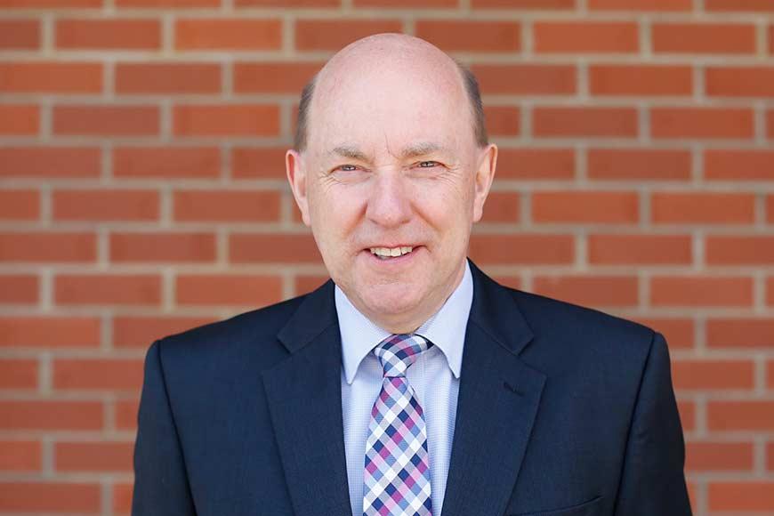 Bursar: James Stronach