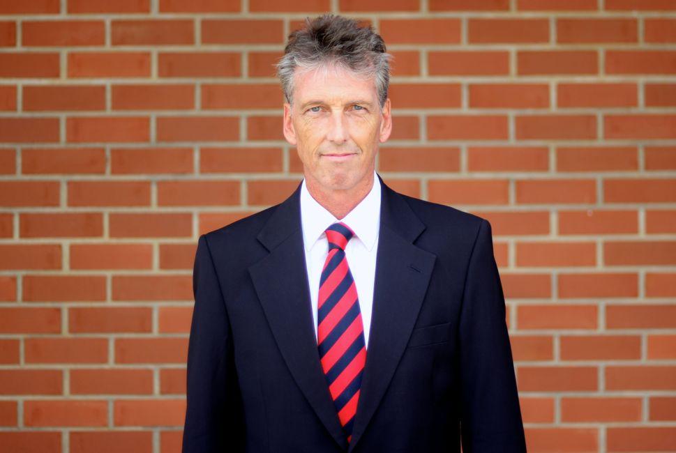 Head of the Senior School: Mark McVeigh