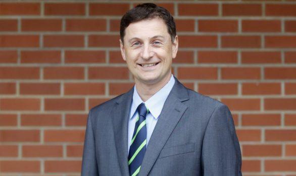 Peter Finn - Housemaster of Sheppard House