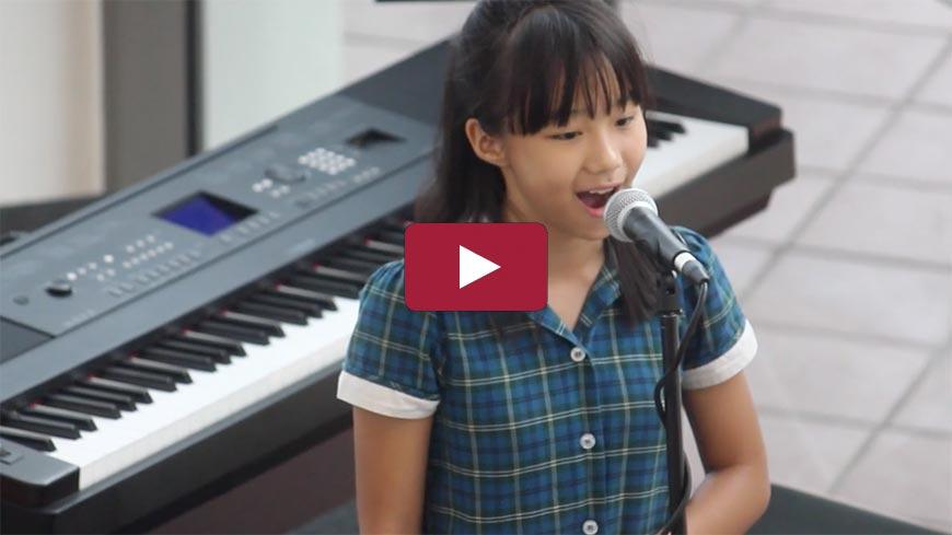 Prep School Music Recital