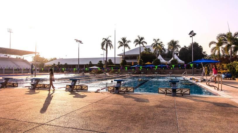 Shell Sports Camp Thanyapura Sports Resort Phuket Thailand Marlborough College Malaysia