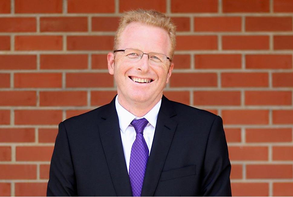 Deputy Head Academic: David Glynn