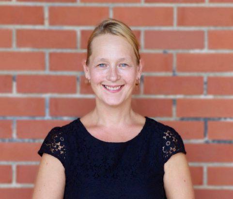 Caroline Davies - Housemistress of Steel House
