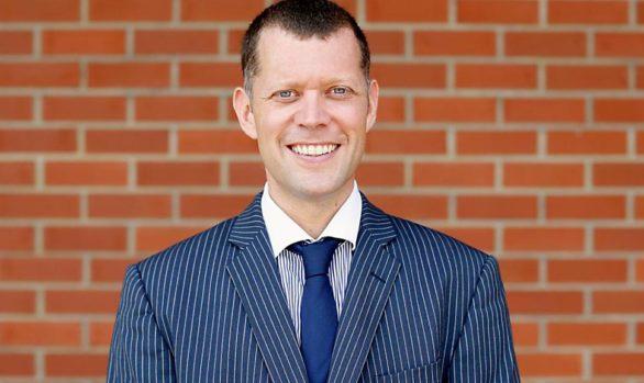 Greg Holden - Housemaster of Thompson House