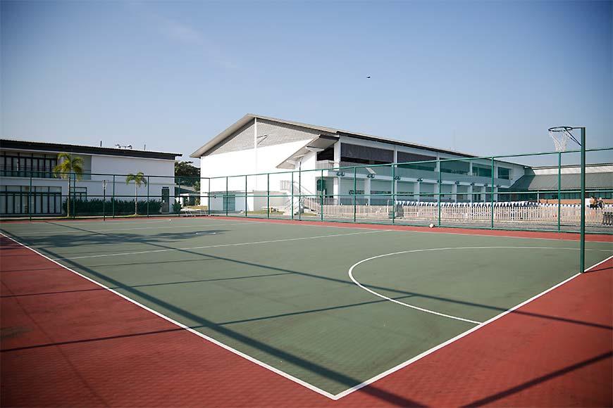 Netball Exhibition Court