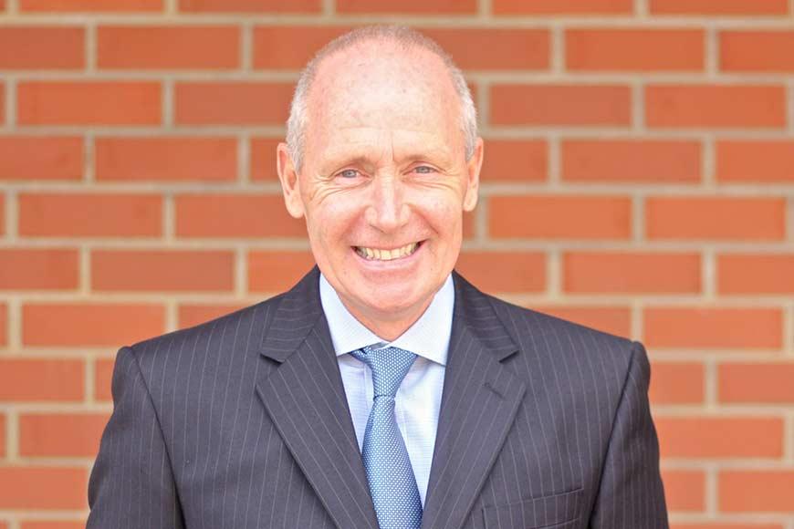 Deputy Head Pastoral Prep School: Geoff Anderson