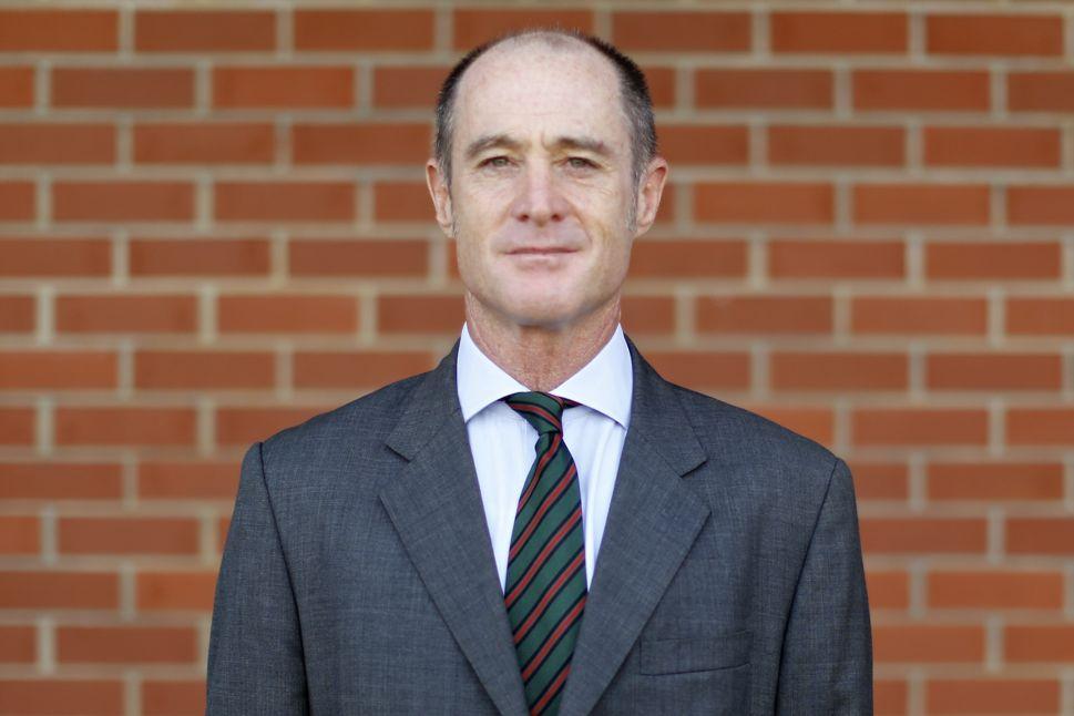 Estates Director: Harry Harkins