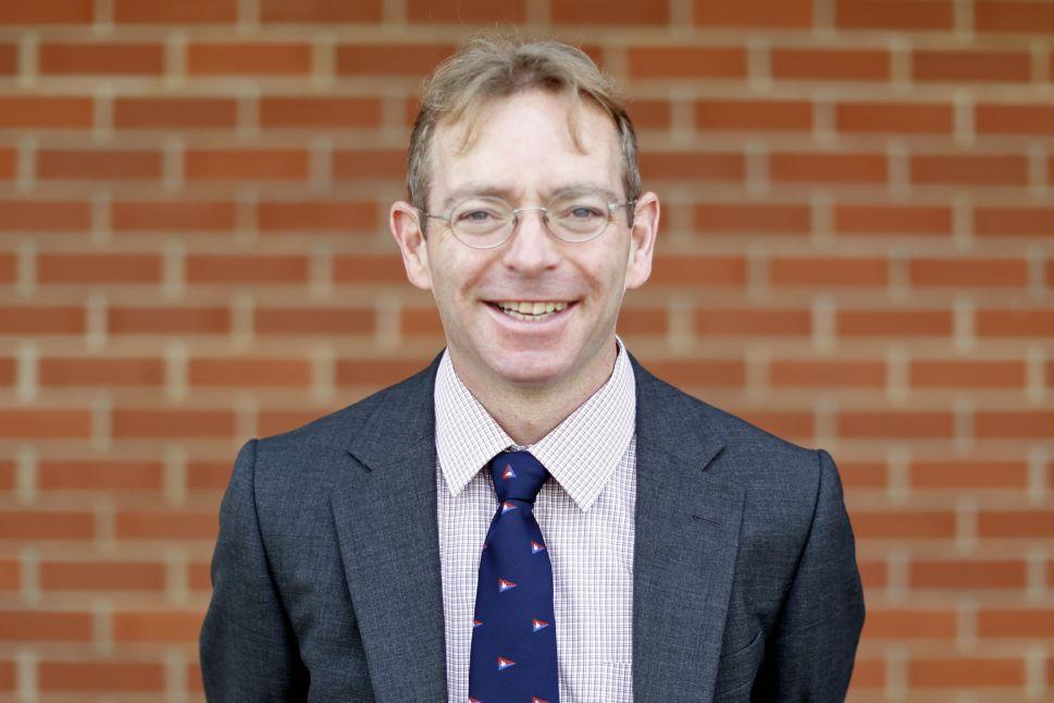 Head of English: John Shaw