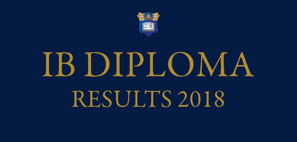 IB Results 2018