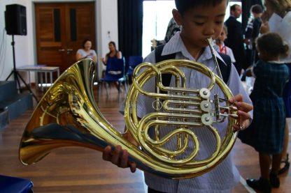 Part-Time Instrumental Music Teacher (Brass Specialist)