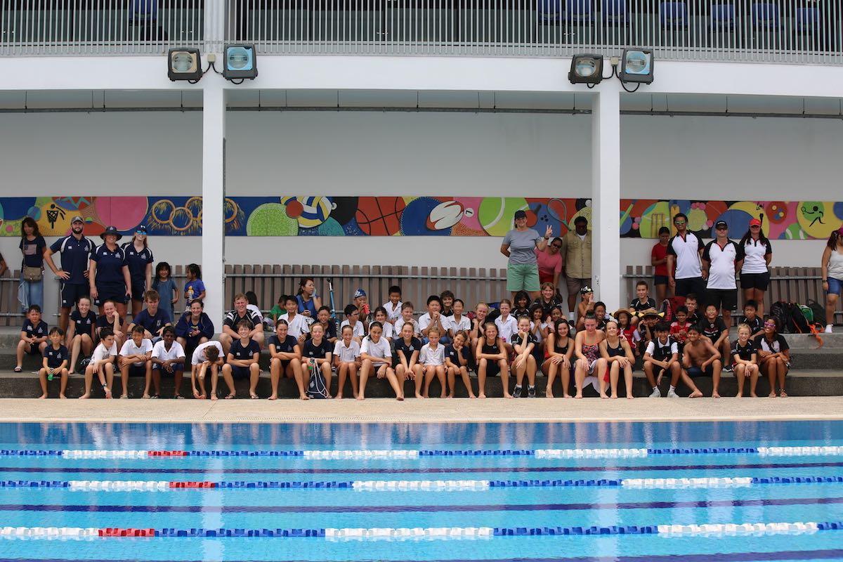 Cis swimming gala marlborough college malaysia for Marlborough college swimming pool