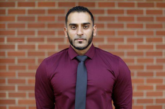 Mr RA Jamadar