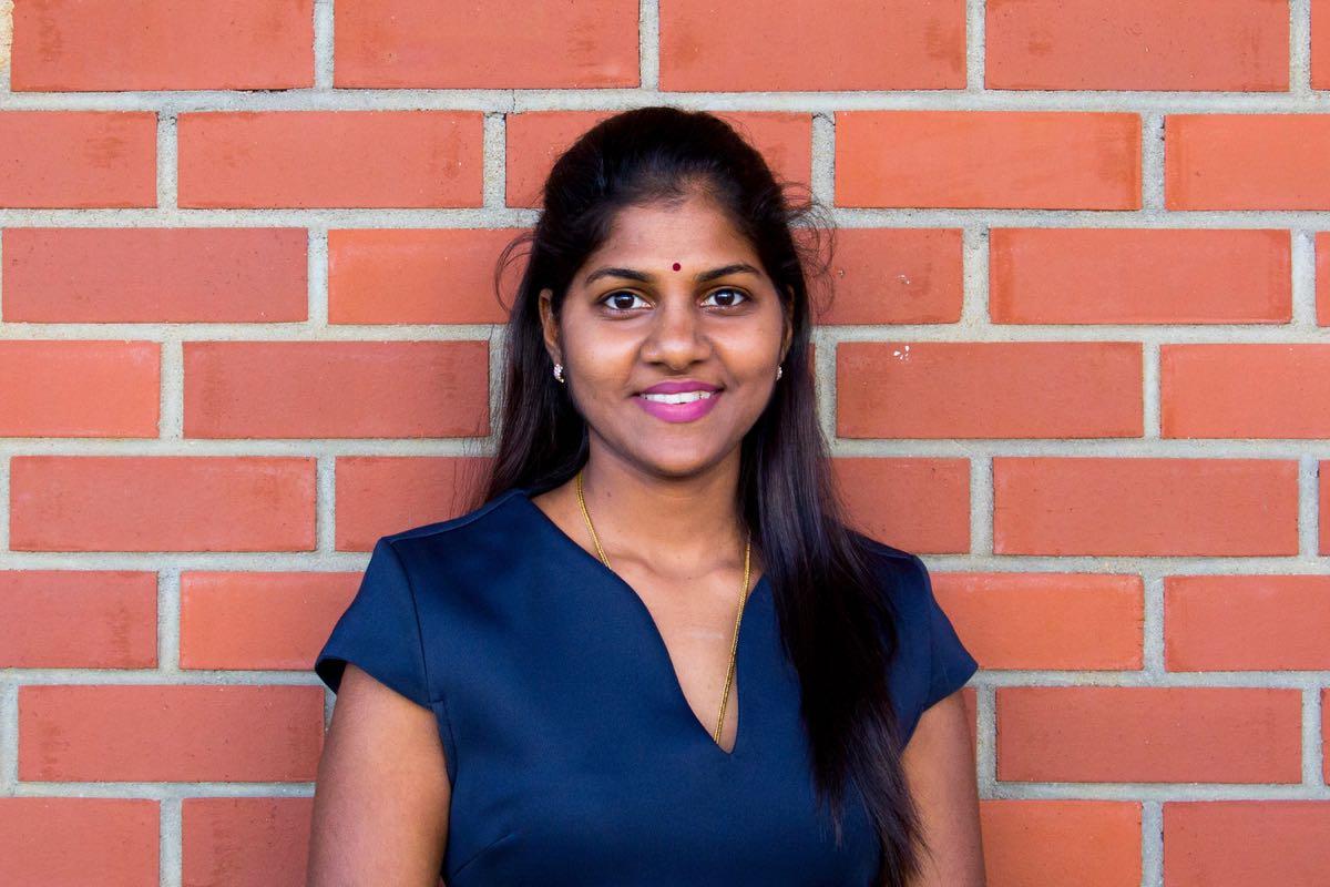 Head of Prep Outreach: Vimala Selvaraj
