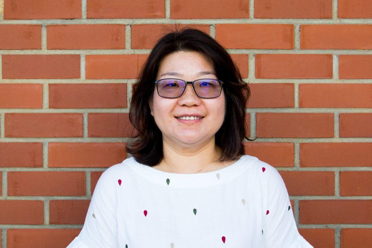 Head of Mandarin: Eve Du