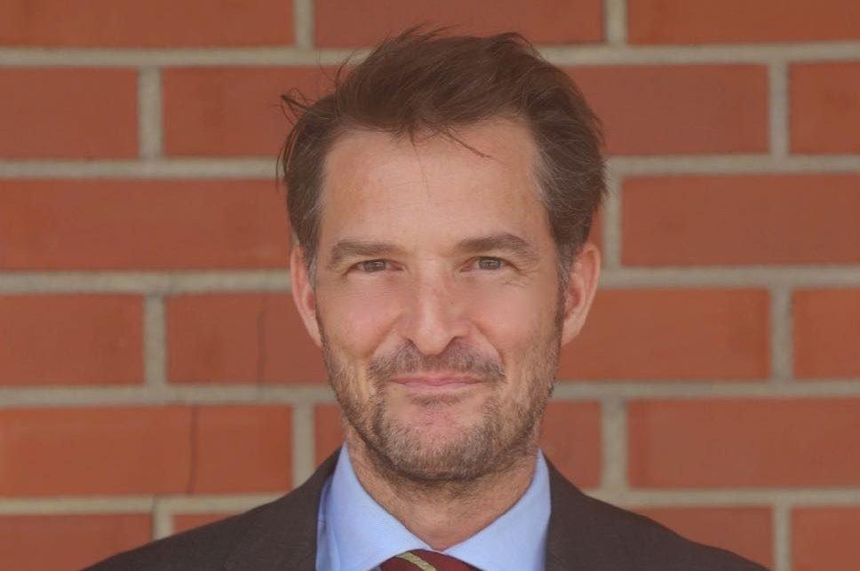 Head of IB CAS: Jonathan Arscott