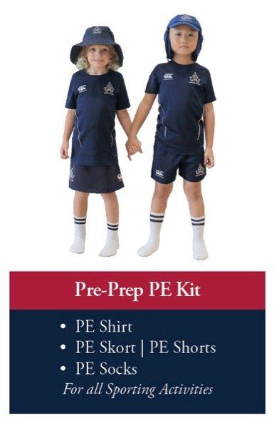 Pre-Prep PE Kit