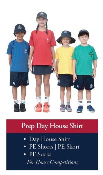 Prep Day House Shirt