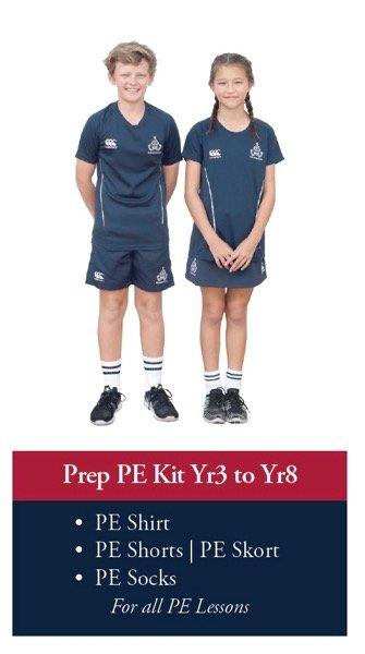 Prep PE kit