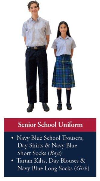 Senior School Uniform