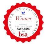 Boarding Innovation Award